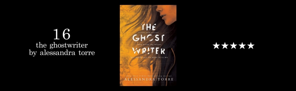 16-the ghostwriter