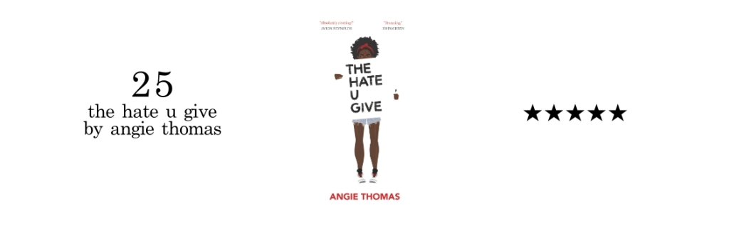 25-the hate u give