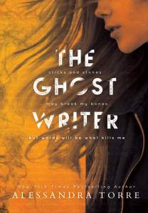 The Ghostwriter Cover