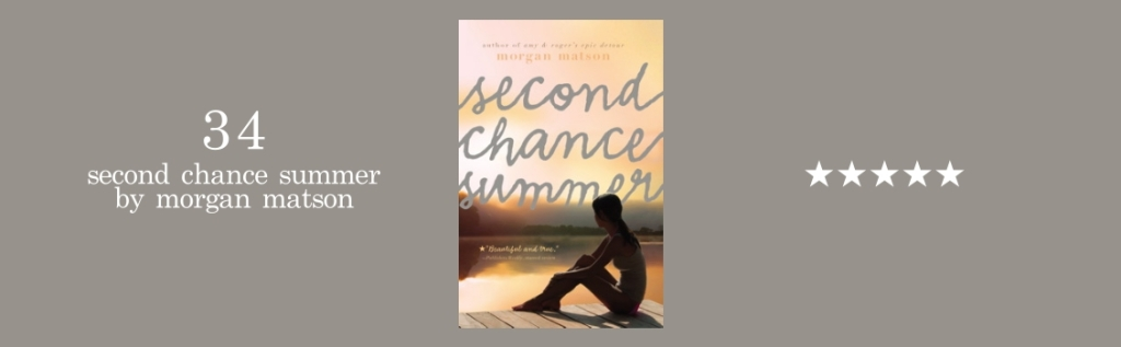 34-second chance summer