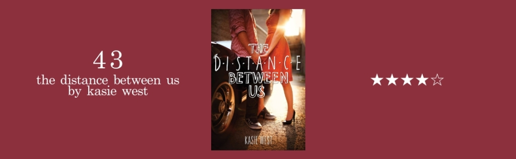 43-the distance between us