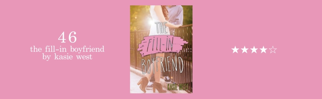 46-the fill-in boyfriend